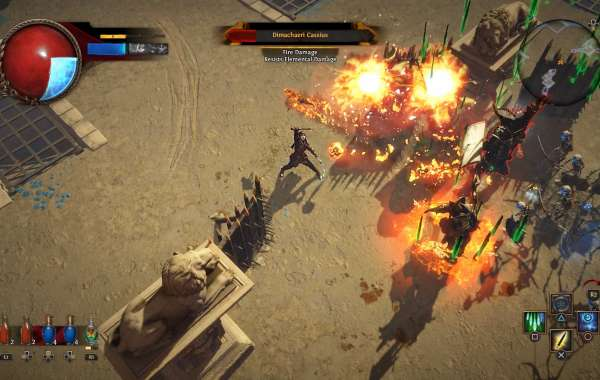 Path of Exile changed into conceived as a free