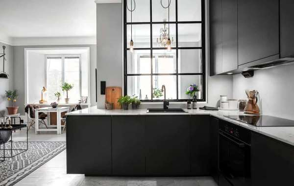 What you need to know about black kitchen cabinets