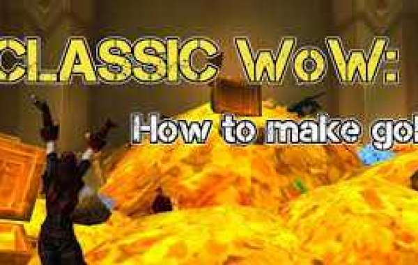 You need gold in WoW Classic for everything