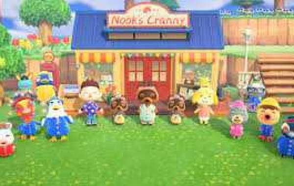 Buy Animal Crossing Items product system and the economy