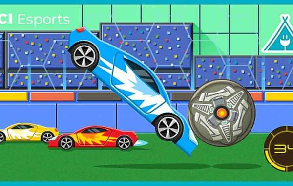 Contingent upon your needs with Rocket League