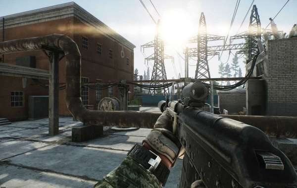 Escape from Tarkov looks like a simple function-gambling recreation