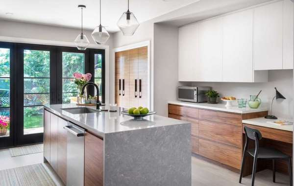 Kitchen Cabinet Options Move Into the Modern Age