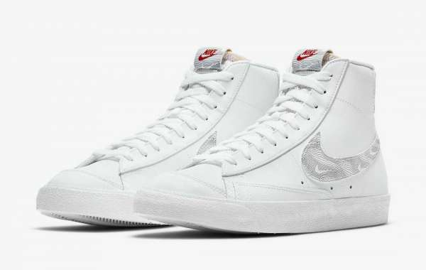 """DH3985-100 Nike Blazer Mid """"Topography Pack"""" Releasing Soon"""