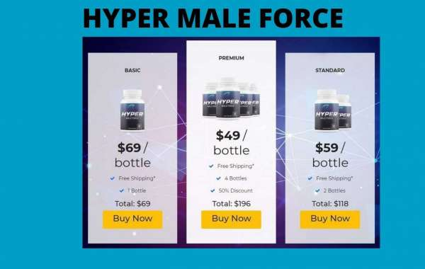How To Make Your Nights Fantastic With Hyper Male Force.
