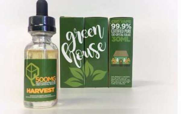 Green House CBD Oil Instant Pain Relief