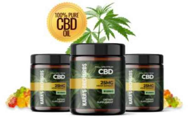 Karas Orchards CBD Gummies UK & USA