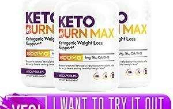 Keto Burn Max uk