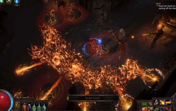 Path of Exile: Techniques to make yourself stronger