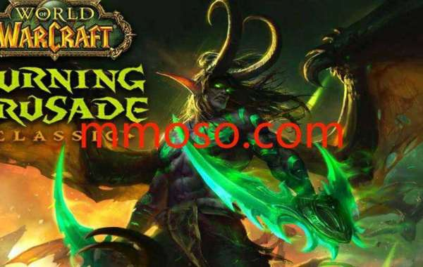 How to quickly upgrade your character in Burning Crusade Classic