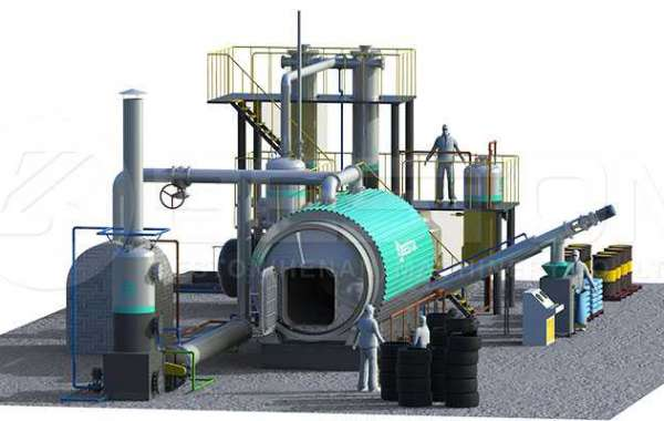 Features Of Getting A China Pyrolysis Plant