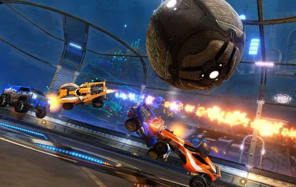 Rocket League is genuinely some thing special no matter the platform